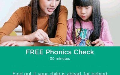 Free Phonics Check!